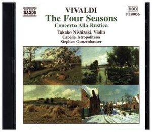 Vier Jahreszeiten/Concerto alla Rustica