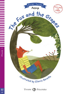 The Fox and the Grapes. Buch + Multi-ROM