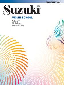 Suzuki Violin School, Violin Part. Vol.7