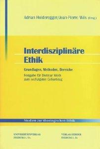 Interdisziplinäre Ethik