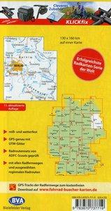 ADFC-Radtourenkarte 09 Brandenburg/Spreewald 1 : 150 000