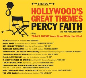 Hollywood\'s Great Thems+Tara\'s Theme From
