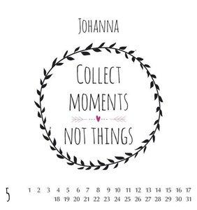 Namenskalender Johanna