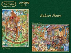 Falcon - Robert Howe - 2 x 500 Teile