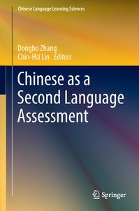 Chinese as a Second Language Assessment