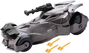 DC Justice League Movie Feature Batmobil