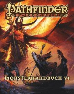Pathfinder Monsterhandbuch 6 Taschenbuch