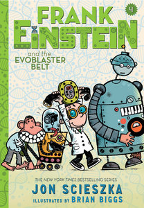 Frank Einstein 04 and the EvoBlaster Belt