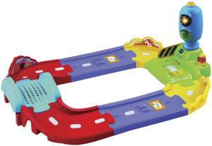 VTech Baby 80-127804 - Tut Tut Baby Flitzer: Straßen-Set