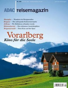 ADAC Reisemagazin Vorarlberg