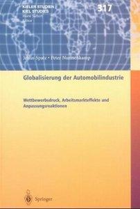 Globalisierung der Automobilindustrie