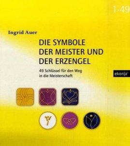 Die Symbole der Meister und der Erzengel, mit Symbolkarten
