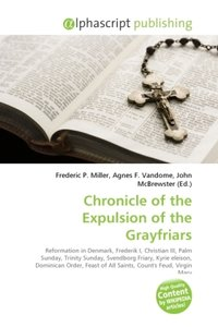 Chronicle of the Expulsion of the Grayfriars