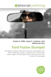 Ford Fusion (Europe)