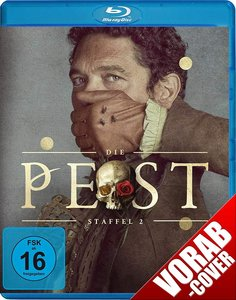 Die Pest. Staffel.2, 2 Blu-ray