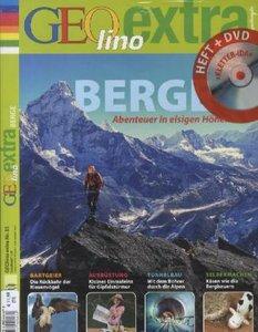 GEOlino extra Berge inkl. DVD