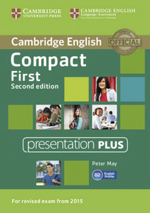 Compact First. Presentation Plus DVD-ROM