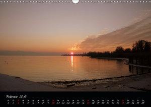 Impressionen vom östlichen Bodensee (Wandkalender 2019 DIN A3 qu