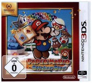 Paper Mario Sticker Star, 1 Nintendo 3DS-Spiel