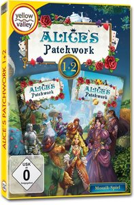 Yellow Valley: Alice Patchwork 1+2