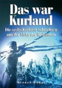 Das war Kurland