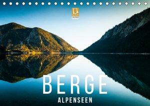 Berge. Alpenseen