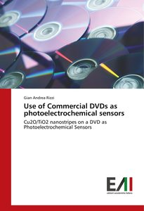 Use of Commercial DVDs as photoelectrochemical sensors