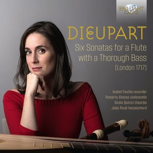 Six Sonatas For A Flute With A Thorough Bass