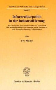 Infrastrukturpolitik in der Industrialisierung.