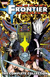 Marvel Frontier Comics