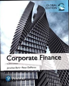 Corporate Finance, w. Student-Access-Kit \'myfinancelab\' with P