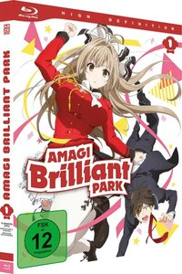 Amagi Brillant Park - Blu-ray 1