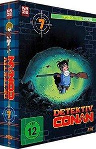Detektiv Conan - TV-Serie - Box 7 (Episoden 183-206) (5 DVDs)