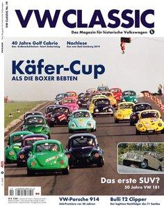 VW Classic 1/20 Nr.19
