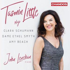 Tasmin Little plays Clara Schumann,Ethel Smyth/+