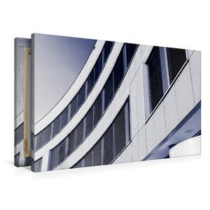 Premium Textil-Leinwand 90 cm x 60 cm quer Kassel