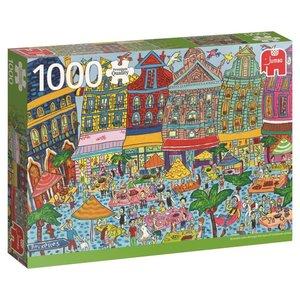 Großer Markt, Brüssel - 1000 Teile Puzzle