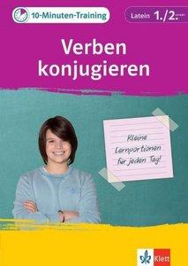 Klett 10-Minuten-Training Latein Verben konjugieren 1./2. Lernja