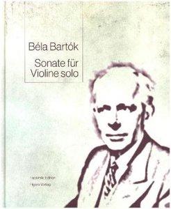 Sonate für Violine solo Sz. 117