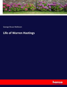 Life of Warren Hastings