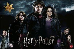 Harry Potter Broschur XL Kalender 2020