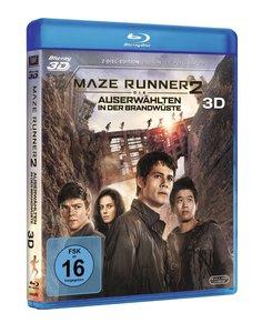Maze Runner 2: Die Auserwählten in der Brandwüste 3D