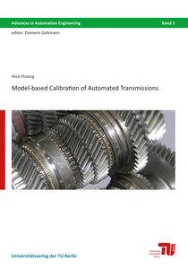 Model-based calibration of automated transmissions