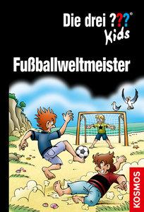 Die drei ??? Kids, DB8, Fußballweltmeister
