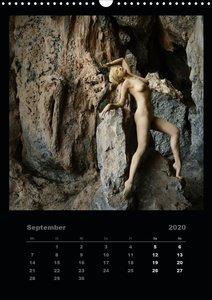 Akt im Sternenstaub EvE fotografiert von Rainer Matthias Gilless