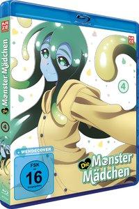 Die Monster Mädchen - Blu-ray 4