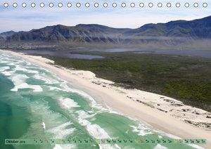 Südafrika - Küstenflug von Kapstadt bis Dyker Island (Tischkalen
