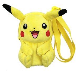 Pokémon Pikachu Plüsch-Tragetasche für Nintendo New 3DS / 3DS XL