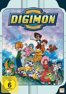 Digimon Adventure - Staffel 1, Volume 1: Episode 01-18 im Sammel