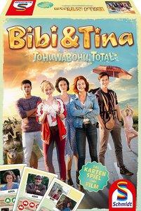 Schmidt Spiele Bibi & Tina Tohuwabohu Total Das Spiel zum 4. Fil